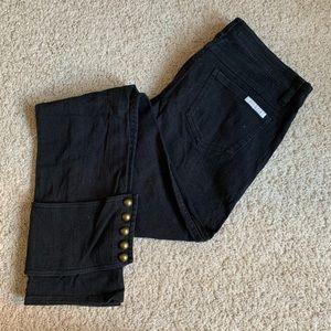 Sass & Bide Australia Black Skinny Jeans - Size 25